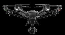 Drone professionnel pour photo aérienne de constat d'huissier