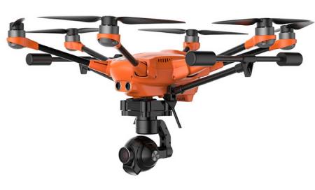Drone professionnel yuneec h520