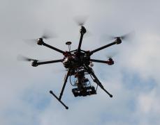 Drone professionnel ou de loisir