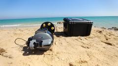 Drone sous marin ou ROV, pour toutes prestations subaquatiques