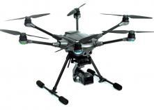 Drone Yuneec H3, spécialiste de la photographie aérienne