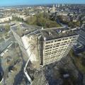 Films de travaux et chantiers du btp par drone