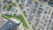 Gestion cimetière par photos aériennes