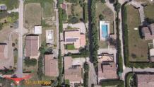 Inspection de lotissement en vue aérienne par drone a Aix en Provence