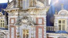Inspection de monument historique par drone