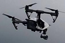 Le drone pour prestations aériennes, travaux et prises de vues