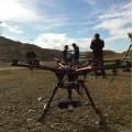 Le drone au service du cinema film et serie televisee