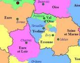Les Yvelines et départements proches de nos pilotes de drone