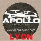 Logo apollo drone lyon