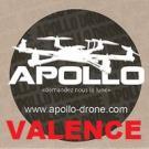 Logo apollo drone Valence