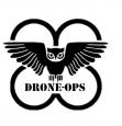 Logo entreprise drone ops en occitanie