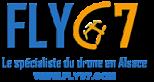 Logo fly67 pilote de drone a Strasbourg Alsace Bas-Rhin