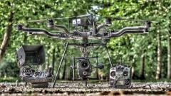 Matériel de pilote de drone ALTA 8 pour professionnel de l'audiovisuel