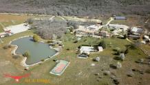 Mise en valeur de domaine par pilote drone a Aix en Provence