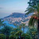 Monaco en vue aérienne par drone