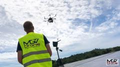 MVG pilote professionnel de drone en Corrèze