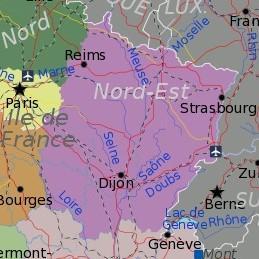 Nord Est entreprises de pilotes professionnels de drone