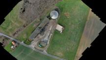 Orthophotographie par drone en normandie
