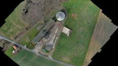 Orthophotographie, photogrammétrie par drone en Normandie