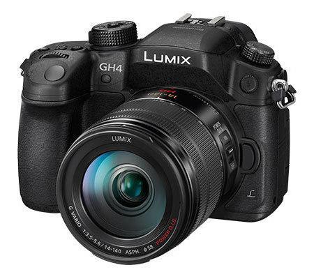 Panasonic lumix gh4 appareil photos et videos pour drone