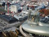Photo aérienne Bordeaux, la cite du vin