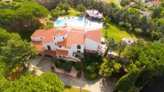 Photo aérienne d un bien immobilier par drone