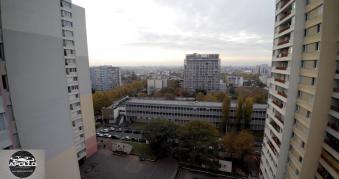 Photo aérienne de Bagnolet région parisienne
