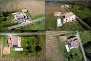 Photo aérienne de biens immobiliers a Bordeaux