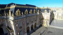 Photo aérienne du patrimoine pour collectivités