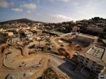 Photo aérienne de suivi de chantier par drone