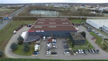 Photo aérienne en Gironde par pilote de drone