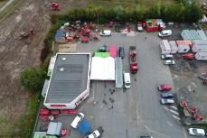 Photo aérienne par drone Angers Maine et Loire