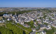 Photo aérienne par drone en région Centre