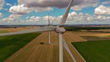 Photo aerienne par pilote de drone amiens