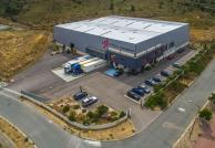 Photo aérienne par drone pour entreprise