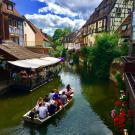 Photo de Colmar par Victor Tonelli