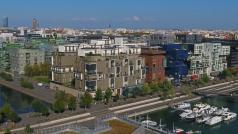 Photo de Lyon photographié par drone