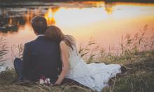 Photo mariage, les maries