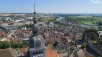 Photo par drone en Bourgogne Franche Comte