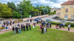 Photo par drone événements sur Grenoble
