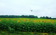 Photographe a Montpellier équipé d un drone