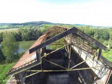 Photographie aérienne pour inspection de bâtiment