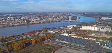 Photographie aérienne de Bordeaux photo par drone en Gironde