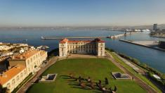 Photographie aérienne de Marseille le palais du Pharo