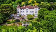 Photographie aérienne du patrimoine sur Grenoble
