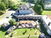 Photographie aérienne événements familiaux sur Limoges