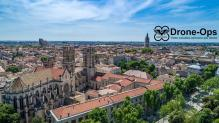 Photographie aérienne Montpellier Drone-OPS