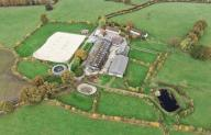 Photographie aérienne par drone de maison un cadeau original