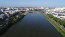Photographie aérienne par drone Nantes les Pays de la Loire