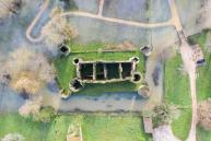 Photographie aerienne par pilote de drone a niort